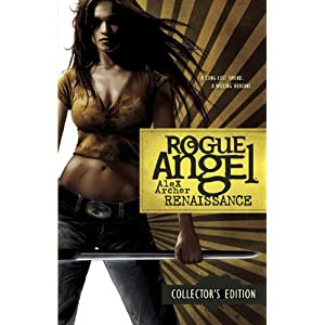 The Spider Stone - Rogue Angel #3