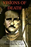 img - for Visions of Death: Richard Matheson's Edgar Allan Poe Scripts (House of Usher & Pit and the Pendulum) book / textbook / text book
