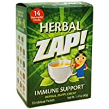 "Herbal ZAP ""DIGESTIVE & IMMUNE SUPPORT"" 10 - Count Box"