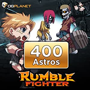 400 Astros: Rumble Fighter [Instant Access]