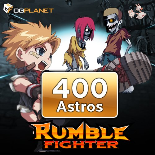 400 Astros: Rumble Fighter [Game Connect]