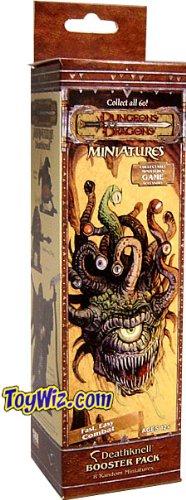 Imagen de Dungeons and Dragons: Camposanto Miniaturas Booster Pack