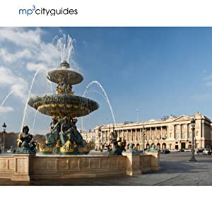 Paris - Romance and Revolution: mp3cityguides Walking Tour | [Simon Brooke]