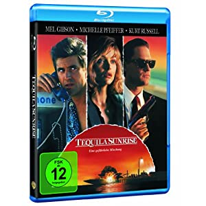 Tequila Sunrise [Blu-ray] [Import allemand]