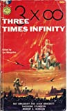 img - for Three Times Infinity: Lorelei of the Red Mist / The Golden Helix / Destination Moon book / textbook / text book