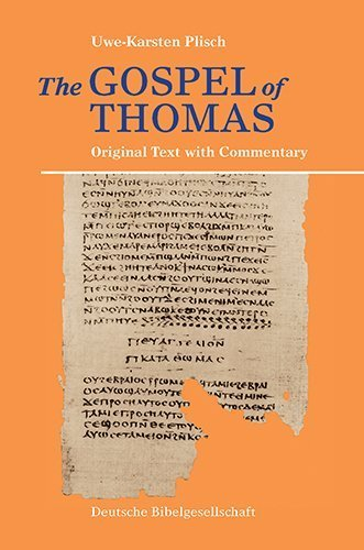 an introduction to the mythology of the gospel of thomas The infancy gospel of thomas was probably the first of many attempts by the early christians to and even destructiveness of the child-gods in pagan mythology.