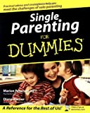 img - for Single Parenting For Dummies book / textbook / text book