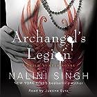 Archangel's Legion: Guild Hunter Series, Book 6 Hörbuch von Nalini Singh Gesprochen von: Justine Eyre