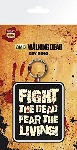 GB eye, The Walking Dead, Fight The Dead, Portachiavi