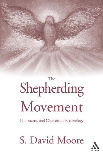 Shepherding Movement (Journal of Pentecostal Theology Suppleme)