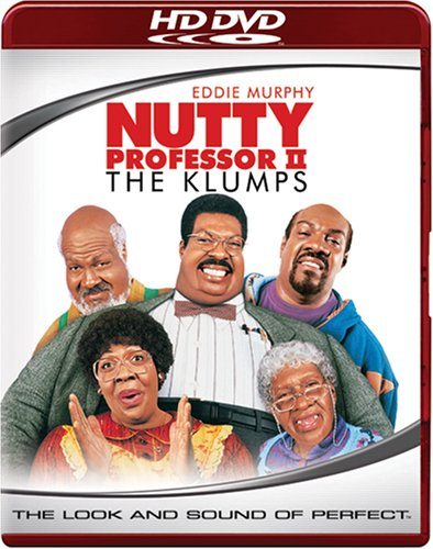 Nutty Professor II: The Klumps / Чокнутый профессор 2: Семья Клампов (2000)