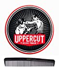 Uppercut Deluxe Pomade 3.5oz, With Braid Z Comb