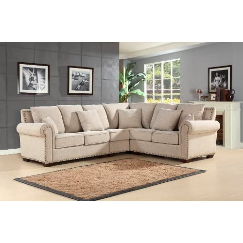 Santa Barbara Sectional Sofa By Abbyson Living Costco Sectionals