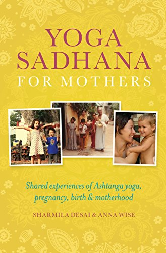 Yoga Sadhana For Mothers front-112869