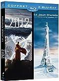 Image de Coffret Blockbuster - 2012 + Le jour d'après [Blu-ray]