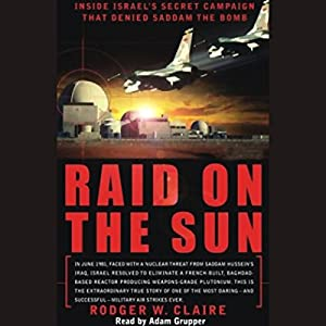Raid on the Sun Audiobook