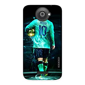 Ajay Enterprises Div Player 10s Back Case Cover for HTC One X