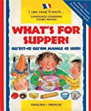 What's for Supper? (I Can Read French)