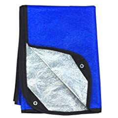 Grabber(グラバー)オールウェザーブランケット BL(ブルー) 22146