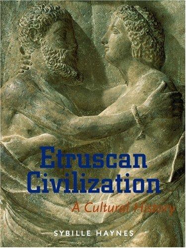 Etruscan Civilization: A Cultural History