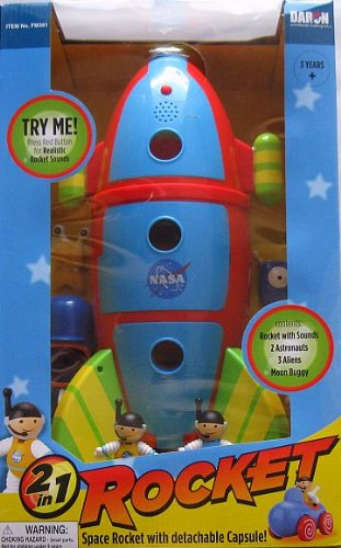 Best Spaceship Rockets Toys For Kids : Top best toy rocket ships