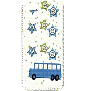 Casotec Creative Background Design Hard Back Case Cover for Apple iPhone 5 / 5S