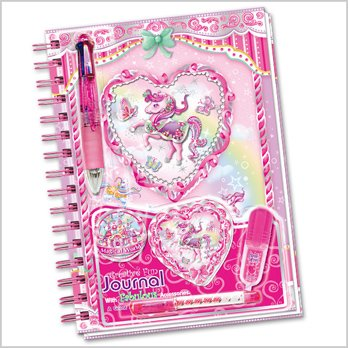 Pecoware / Creative Journal with Accessories, Horse - 1