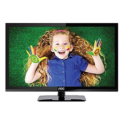 AOC LE22A5340 55.88 cm (22 Inches) Full HD LED Television (Black)