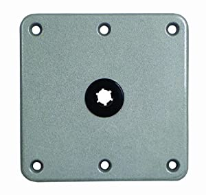 Attwood 7X7 Aluminum 3/4-Pin Base