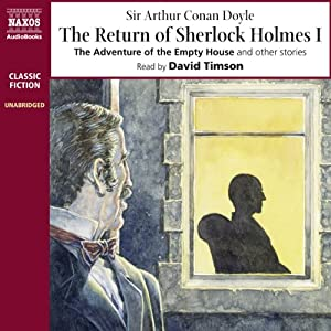 The Return of Sherlock Holmes I | [Sir Arthur Conan Doyle]