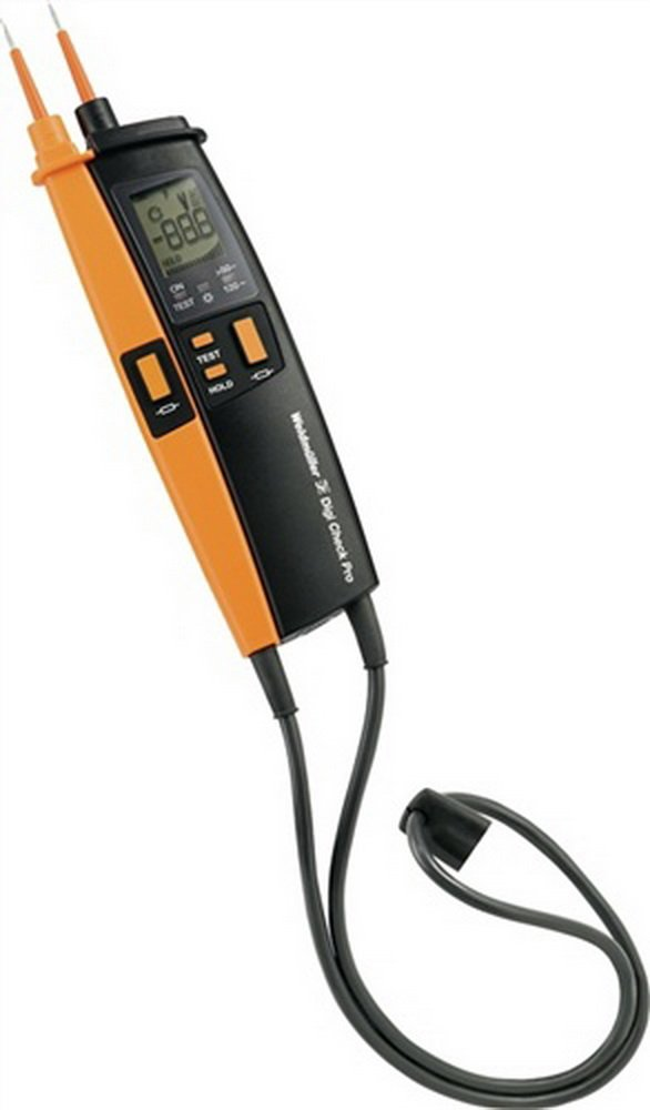 WEIDMÜLLER STEINEL 1147 Spannungsprüfer elektr. Digital WEIDMÜLLER STEINEL 5690V AC/DC  BaumarktKundenbewertung: