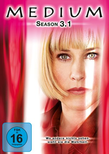 Medium - Season 3, Vol. 1 [3 DVDs]