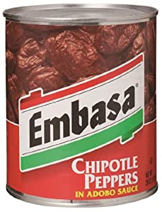 Embasa Chipotle Peppers