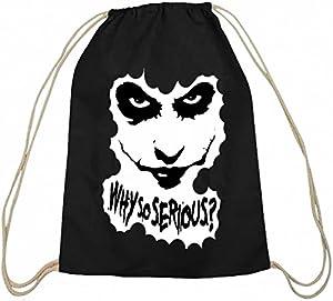 Joker- Why so serious? - Turnbeutel