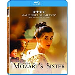 Mozart's Sister [Blu-ray]