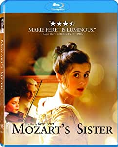 Mozart's Sister [Blu-ray] (Version française) [Import]