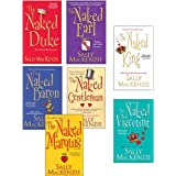 Sally MacKenzie Bundle: The Naked Earl, The Naked Gentleman, The Naked Marquis, The Naked Baron, The Naked Duke, The Naked Viscount, The Naked King (Naked Nobility) ~ Sally MacKenzie