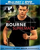 The Bourne Supremacy [Blu-ray + DVD] (Bilingual)