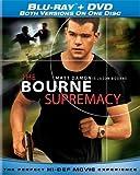 Bourne Supremacy (Blu-ray + DVD Combo)