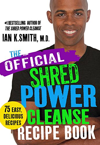 SHRED Power Cleanse Official Recipe Book: Official Companion to the SHRED Power Cleanse (Shred Recipe Book compare prices)