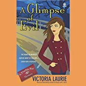 A Glimpse of Evil: Psychic Eye Mysteries, Book 8 | [Victoria Laurie]