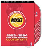 Nba Houston Rockets 1994 Champions: Clutch City [DVD] [Import]