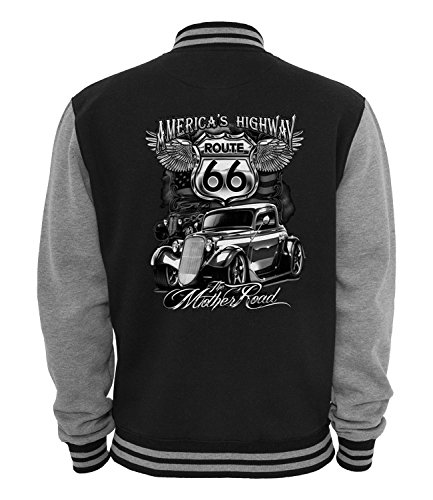 Ethno-Designs-The-Mother-Road-Mens-Hot-Rod-Varsity-Jacket-Old-School-Rockabilly-Retro-Style