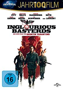 Inglourious Basterds Jahr100film [Import allemand]
