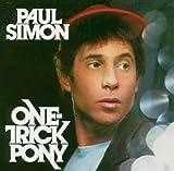 echange, troc Paul Simon - One Trick Pony