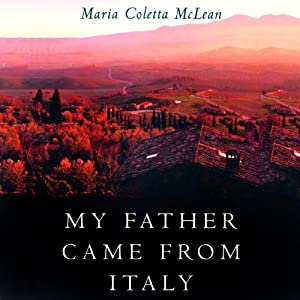 My Father Came from Italy Audiobook