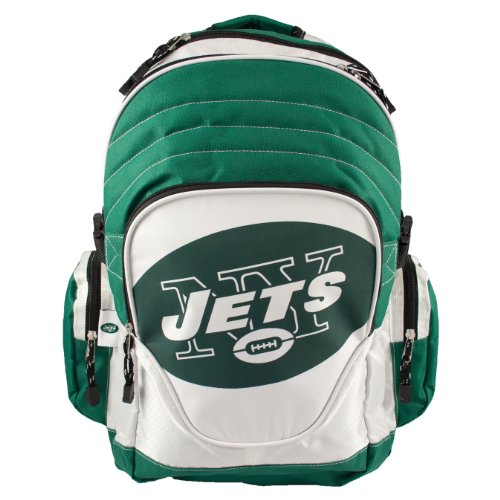 NFL New York Jets Premium Backpack at Amazon.com