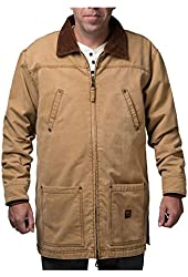 Walls Men's Buffalo Vintage Duck Barn Coat