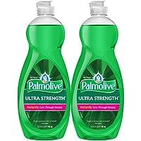 2-Pack Palmolive Ultra Strength Original Liquid Dish Soap (32.5-Oz.)