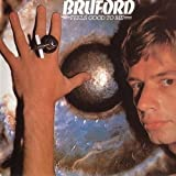 Feels Good To Me [Cardboard Sleeve (mini LP)] [SHM-CD] By Bill Bruford (2014-11-25)